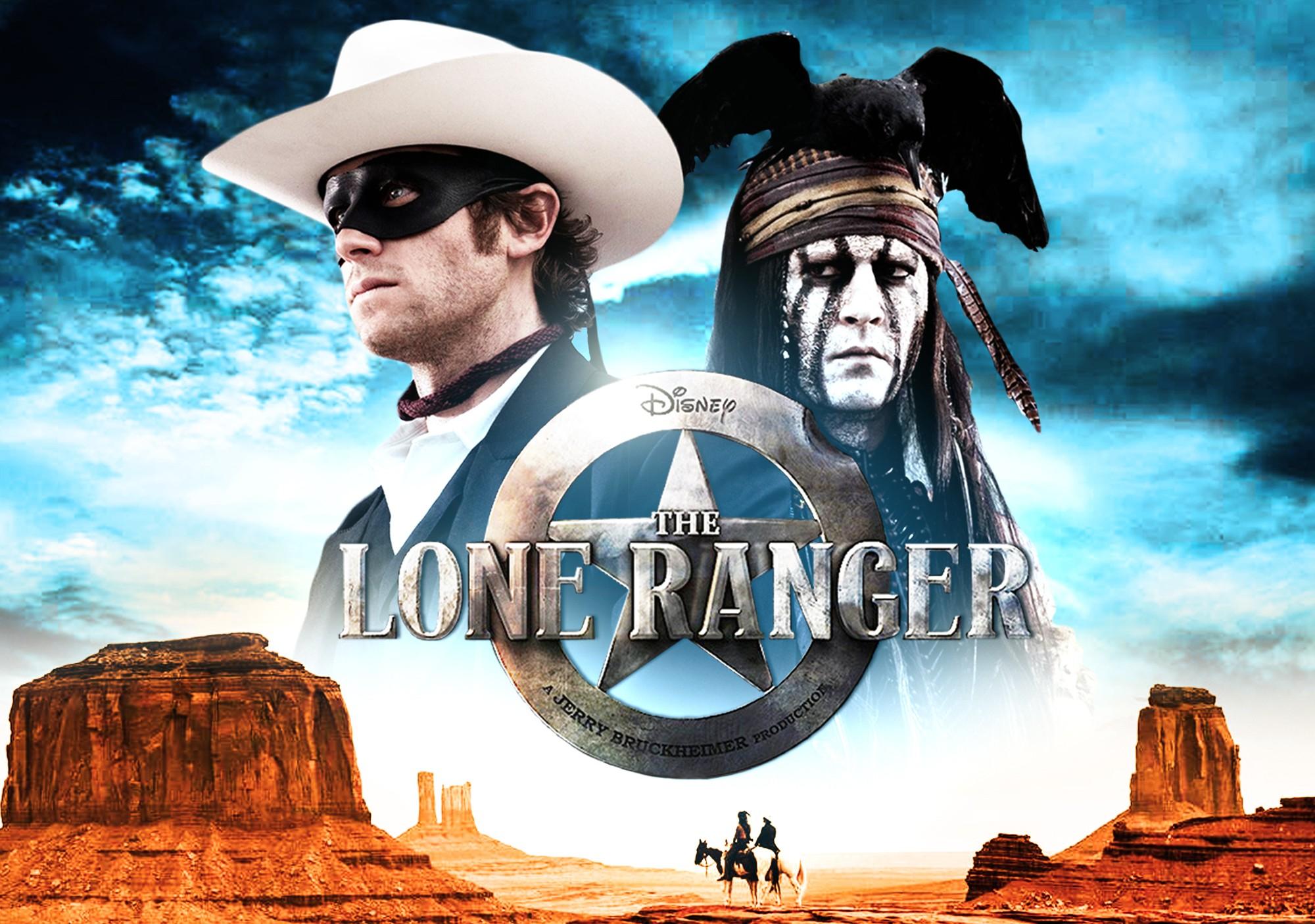 """Please Don't See """"The Lone Ranger"""" - Celeste Headlee"""